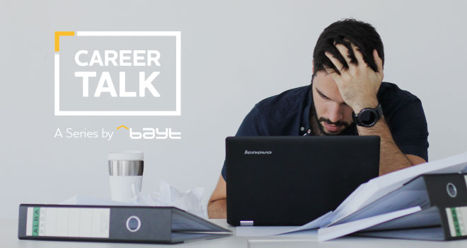 Career Talk Episode 25: Having a Bad Day at Work?