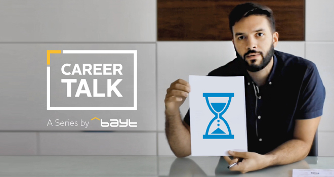 Career Talk Episode 34: Bulletproof Your CV to Pass the 30 Second Screening