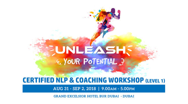Advanced Diploma in NLP & Coaching Workshop